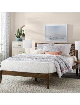 Firm Memory Foam Mattress by Wayfair Sleep™