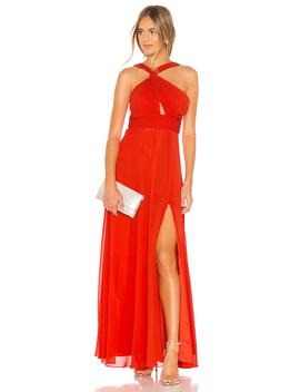 Chiffon Gown by Jill Jill Stuart