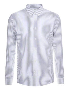 Stripe   Shirt by Burton Menswear London