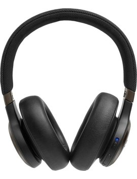 Live 650 Btnc Wireless Noise Canceling Over The Ear Headphones   Black by Jbl