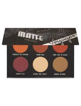 Voyager Matte Eyeshadow Palette by Zoeva