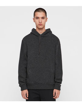 Jethro Pullover Hoodie by Allsaints