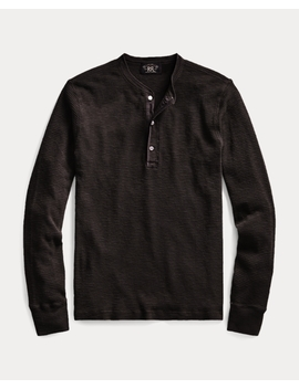 Textured Crewneck by Ralph Lauren