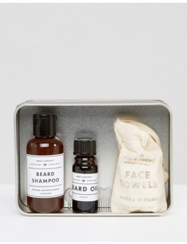 Men's Society Beard Washing Kit by Men's Society
