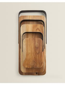 Cutting Board View All   Kitchen by Zara Home