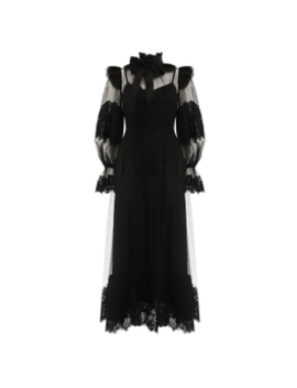 Espionage Corded Lace Gown by Zimmermann