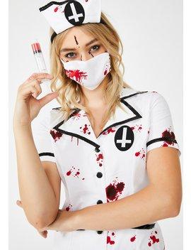 Emergency Room Costume Set by Dolls Kill
