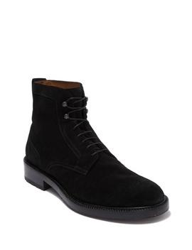 Leather Plain Toe Boot by Antonio Maurizi