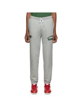 Pantalon De Survêtement Gris 'hawkins High' édition Stranger Things by Nike