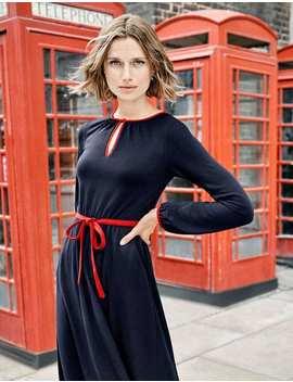 Elsie Ponte Dress by Boden