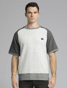 Two Tone Ss Sweatshirt by Prps Men