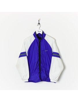 Nike Shell Suit Jacket Purple/White Large by Nike