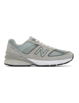 Baskets Grises 990v5 Us Made by New Balance