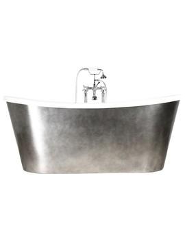 "'ginevra' Core Acryl French Bateau Acrylic Skirted Tub Package, 67"" Length by The Tub Studio"