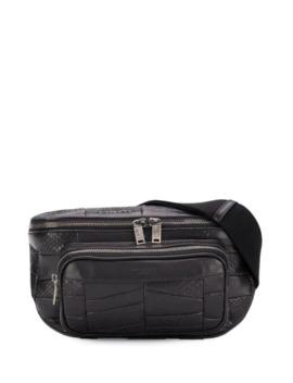 Zipped Belt Bag by Saint Laurent