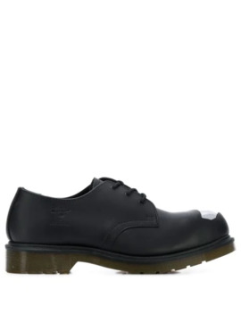 X Dr. Martens Steel Toe Shoes by Raf Simons