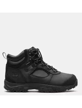 Mt. Major Gore Tex® Hiking Boot For Men In Black by Timberland