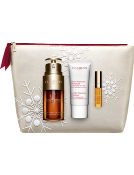 Clarins Double Serum 30ml Double Serum, 30ml Gentle Foaming Cleans, 2. by Clarins