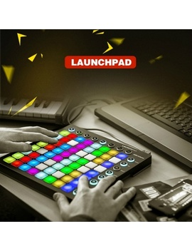 Novation Launchpad Mini Mk2 Mkii Live Midi Controller Usb Dj Stage by Wish