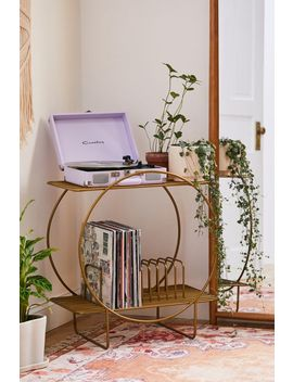 Hannah Vinyl Storage Rack by Urban Outfitters