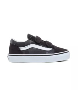 Kids Tonal Camo Old Skool V Shoes (5+ Years) by Vans