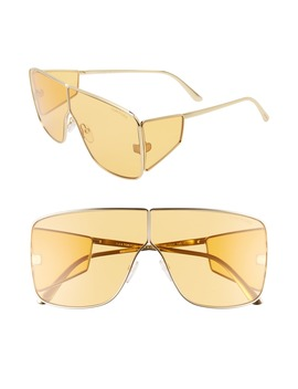 Spector 72mm Shield Sunglasses by Tom Ford