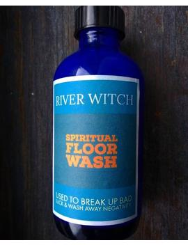 Spiritual Floor Wash, 4oz by Etsy