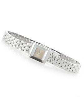Gucci Women's G Gucci Swiss Made Quartz Stainless Steel Bracelet Watch by Shop Hq