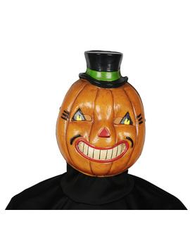 Halloween Vintage Pumpkin Mask by Halloween