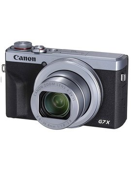 Canon Powershot G7 X Mark Iii (Silver) by Teds