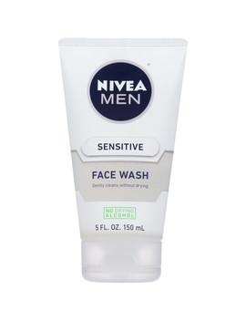 Nivea Men Sensitive Face Wash 5 Fl. Oz. by Nivea