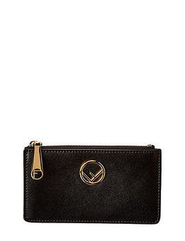 Fendi Leather Card Pouch by Fendi