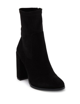 Capricorn Suede Bootie by Chinese Laundry