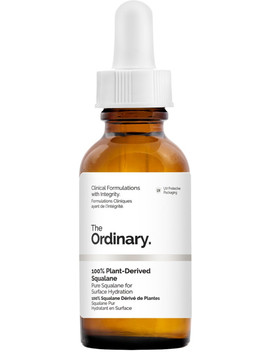 100% Plant Derived Squalane by The Ordinary
