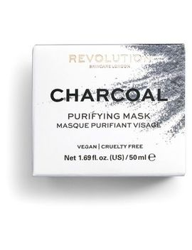 Revolution Skincare Charcoal Purifying Mask 50g by Revolution