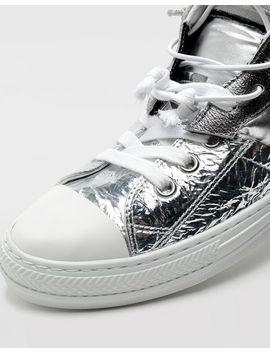 Evolution High Top Sneakers by Maison Margiela