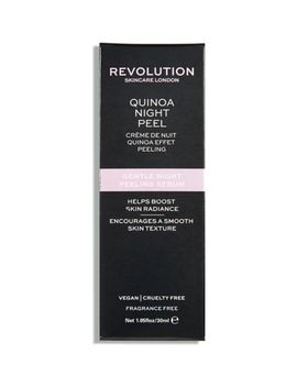 Revolution Skincare Gentle Night Peeling Serum   Quinoa Night Peel by Revolution