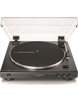At Lp60 X Belt Drive Turntable   Black by Currys