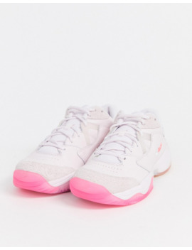 Nike Court Lite 21 Prm Qs Trainers In Pink by Nike