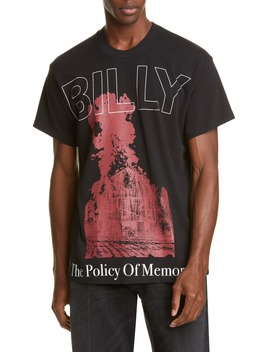 The Policy Of Memory Graphic T Shirt by Billy Los Angeles