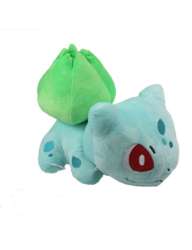 16cm Bulbasaur Plush Toys Soft Stuffed Banpresto Climb Anime Cartoon Dolls Kawaii Toys by Ali Express.Com