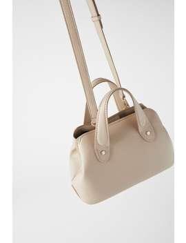Mid Sized City Bag by Zara