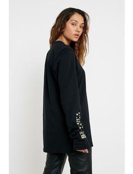 Langärmeliges T Shirt Mit Berg Print Von Adidas Originals by Adidas Originals Shoppen