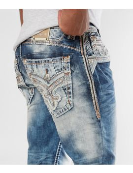 Sheen Straight Stretch Jean by Rock Revival
