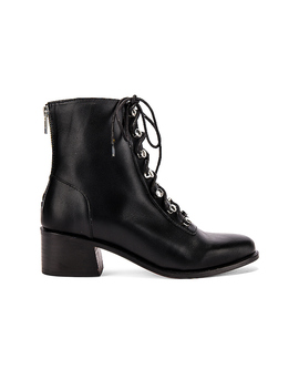 Eberly Lace Up Boot In Black by Free People