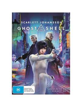 Ghost In The Shell by Universal Sony Pictures Entertainment