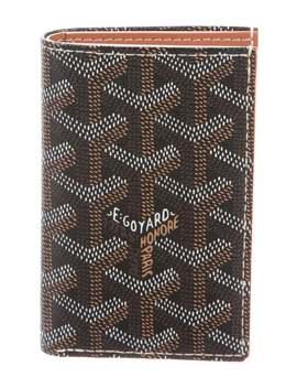 Goyardine Saint Pierre Card Holder W/ Tags by Goyard