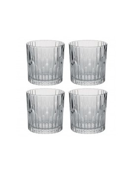 Set Of 4 Clear Duralex Tumblers 31cl Set Of 4 Clear Duralex Tumblers 31cl by Negroni                         Negroni