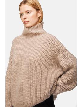 Sydney Sweater   Camel by Anine Bing