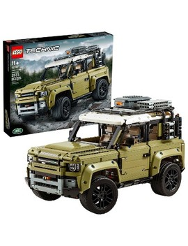 Lego Technic Land Rover Defender 42110 by Lego